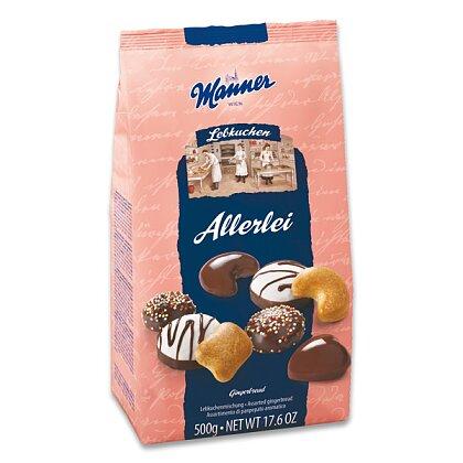 Obrázek produktu Manner Allerlei - perníčky - 500 g