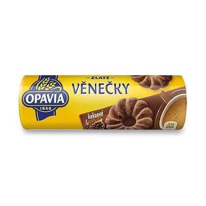 Obrázek produktu Opavia Zlaté věnečky - kakaové, 150 g