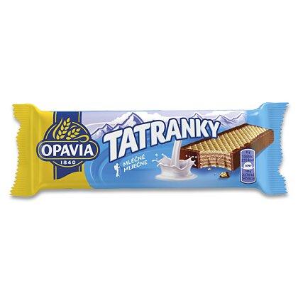 Product image Opavia Tatranky - milk
