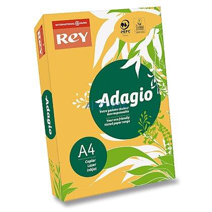 Obrázok produktu Rey Adagio - farebný papier - zlatý