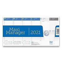 Stolní kalendář Maxi Manager 2021