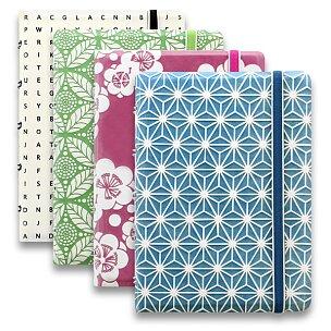Kapesní zápisník Filofax Notebook Impressions A6