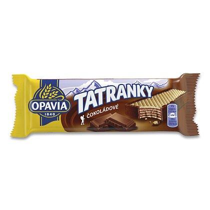 Obrázek produktu Opavia Tatranky - čokoládové, 47 g