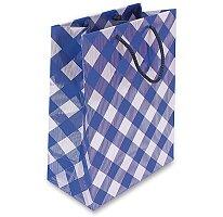 Dárková taška Premium Blue