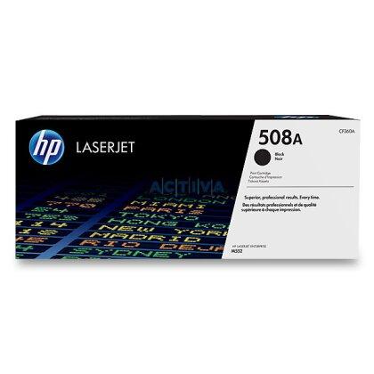 Obrázek produktu HP - toner CF360A, black (černý) pro laserové tiskárny