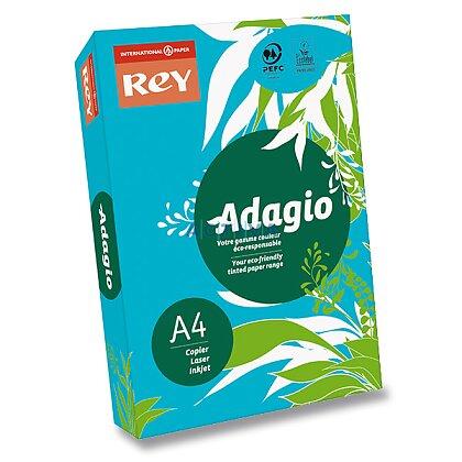 Obrázok produktu Rey Adagio - farebný papier - intenzívny modrý