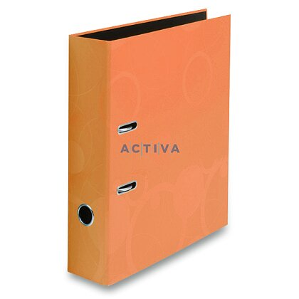 Obrázek produktu PP Neo Colori - pákový pořadač - 70 mm, oranžový