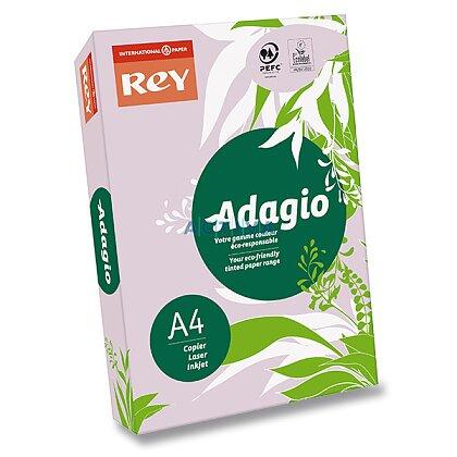 Obrázok produktu Rey Adagio - farebný papier - intenzívny fialový