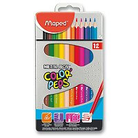 Pastelky Maped Color'Peps Metal Box