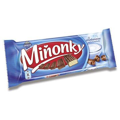 Obrázek produktu Opavia Miňonky - smetanové sušenky, 50 g