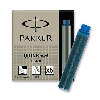 Obrázek produktu Inkoustové mini bombičky Parker - omyvatelné