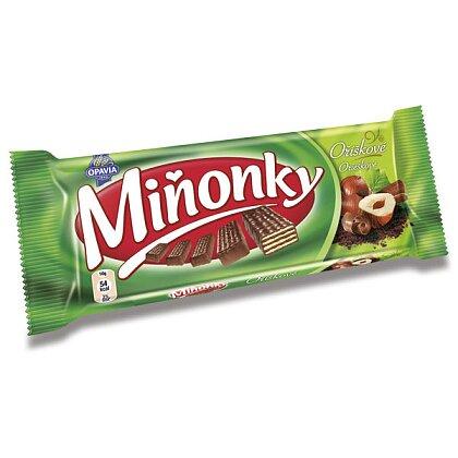 Obrázek produktu Opavia Miňonky - oříškové sušenky, 50 g