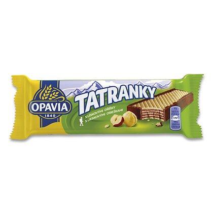 Obrázek produktu Opavia Tatranky - s lískovými oříšky, 47 g