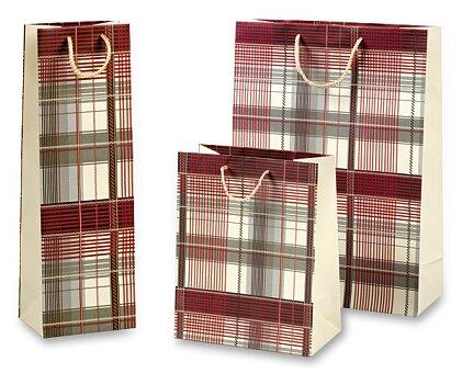 Obrázek produktu Dárková taška Check - různé rozměry