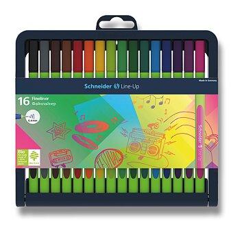 Obrázek produktu Liner Schneider Line-up - sada 16 barev