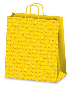 Obrázek produktu Dárková taška Dots - různé rozměry