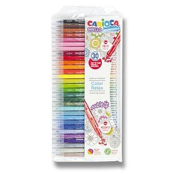 Obrázek produktu Fixy Carioca Birello - 30 barev
