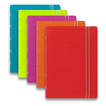 Obrázek produktu Kapesní zápisník Filofax Notebook Classic A6 - černý