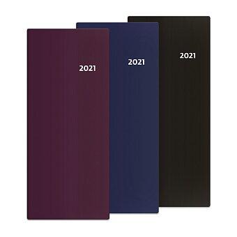 Obrázek produktu Mesíční diář Helma Torino 2021 - kapesní, výběr barev