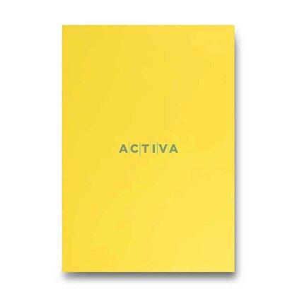 Obrázek produktu Clairefontaine - obálka - C4, samolepicí, 5 ks, tmavě žlutá