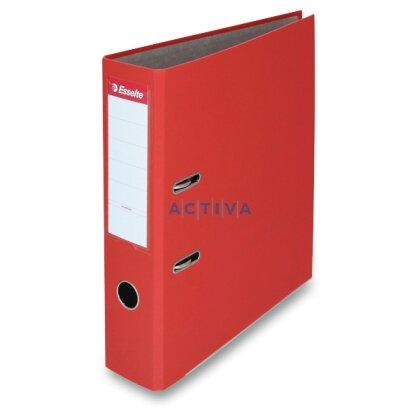 Obrázek produktu Esselte Economy - pákový pořadač - 75 mm, červený