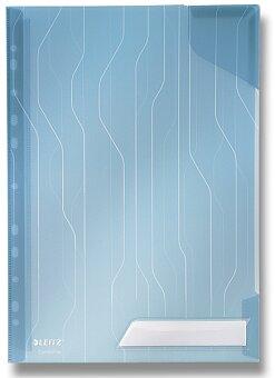 Obrázek produktu Závěsné desky L Leitz CombiFiles, 5 ks - modré