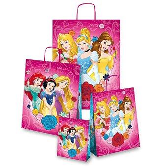 Obrázek produktu Dárková taška Disney - Princezny - různé rozměry