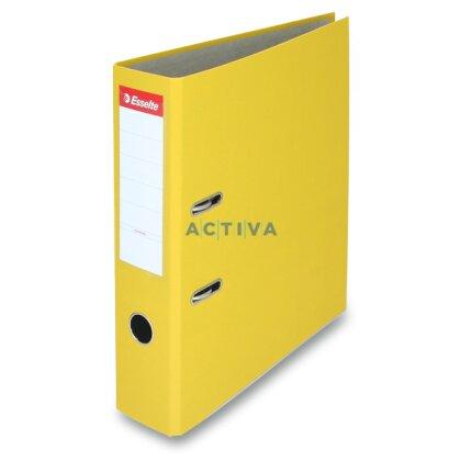 Obrázek produktu Esselte Economy - pákový pořadač - 75 mm, žlutý