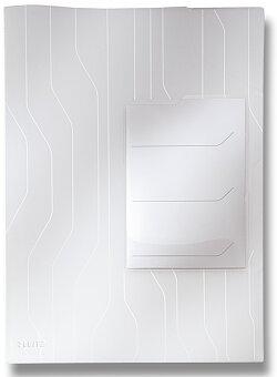 Obrázek produktu Třídící desky Leitz CombiFiles, 3 ks - transparentní