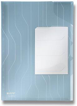 """Obrázek produktu Třídicí závěsné desky Leitz CombiFiles """"""""L"""""""" - A4, modré, 3 ks"""