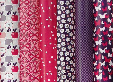 Obrázek produktu Balicí papír Alliance Pink Life - 2 x 0,7 m, mix barev