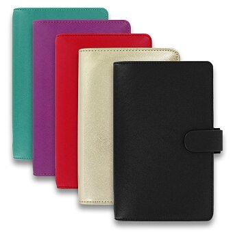 Obrázek produktu Osobní diář Filofax Saffiano Compact A6 - výběr barev