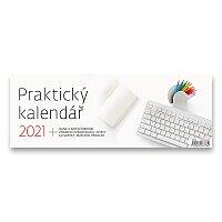 Stolní kalendář Praktický kalendář 2021