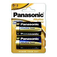 Baterie Panasonic Alkaline Power typ D