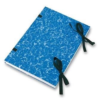 Obrázek produktu Desky s tkanicí  HIT Office - A4, modré