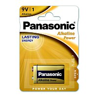 Baterie Panasonic Alkaline Power 9V