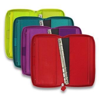 Obrázek produktu Osobní diář Filofax Saffiano Compact Zip A6 - výběr barev