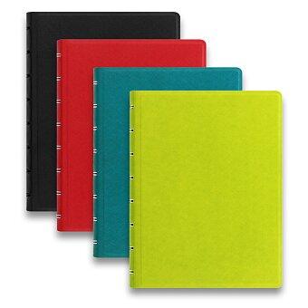 Obrázek produktu Zápisník A5 Filofax Notebook Saffiano - výběr barev