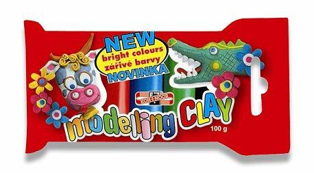 Obrázek produktu Modelína Koh-i-noor 131713 - 5 barev, v celofánu 100 g