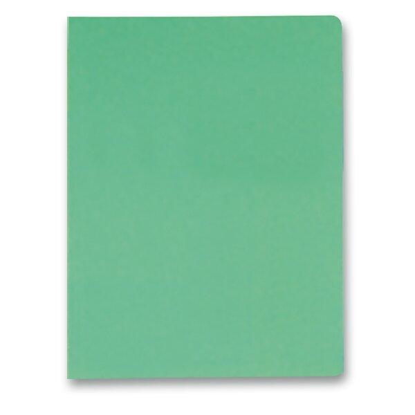 3chlopňové desky Hit Office zelené