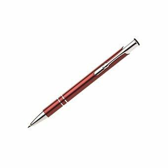 Obrázek produktu ORIN - kuličková tužka kov, výběr barev