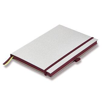 Obrázek produktu Zápisník LAMY B1 - tvrdé desky - A5, linkovaný, purple