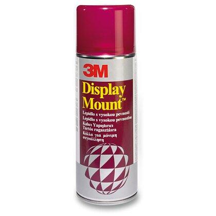 Obrázek produktu 3M Display Mount - lepidlo ve spreji - extrémně silné, 400 ml
