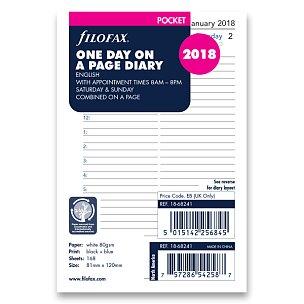 Denní kalendář 2018, Aj