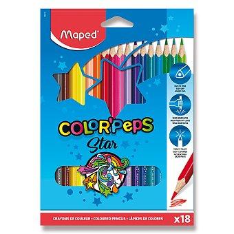 Obrázek produktu Pastelky Maped Color'Peps - 18 barev