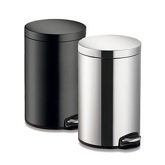 Obrázek produktu Odpadkový koš pedálový Helit Classic - 5 l, výběr barev