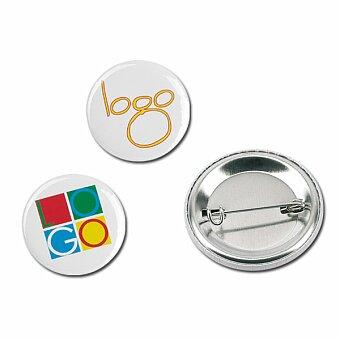 Obrázek produktu BUTTON I - kovový buton, 56 mm