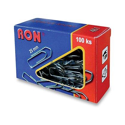 Obrázek produktu RON - šípové spony - 25 mm, 100 ks