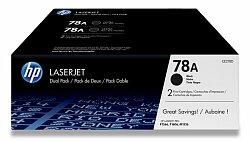 Toner HP CE278AD dual pack pro laserové tiskárny