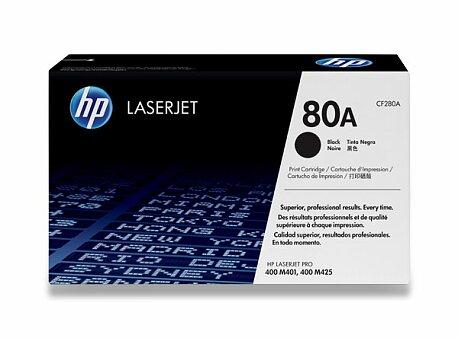Obrázek produktu Toner HP CF280A pro LJ Pro 400 M401 - MFP M425
